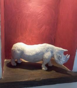 Rhino pas féroce
